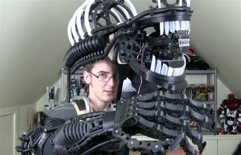 alien costume for sale the making of a 3d printed alien xenomorph suit make