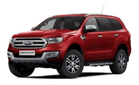 ford endeavour 4x2 ford endeavour 2 2l 4x2 at trend price features car