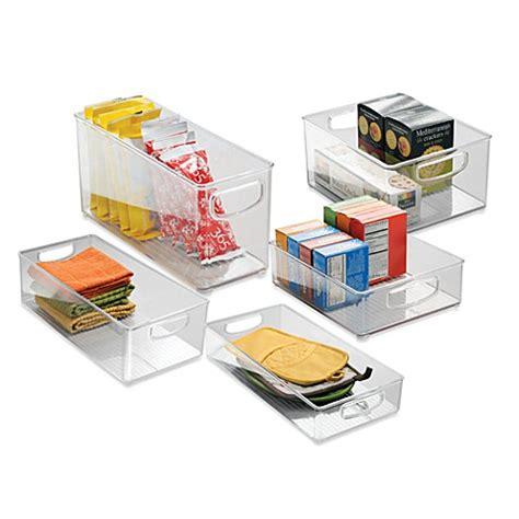 bed bath and beyond cabinet organizer interdesign 174 cabinet binz storage bin bed bath beyond