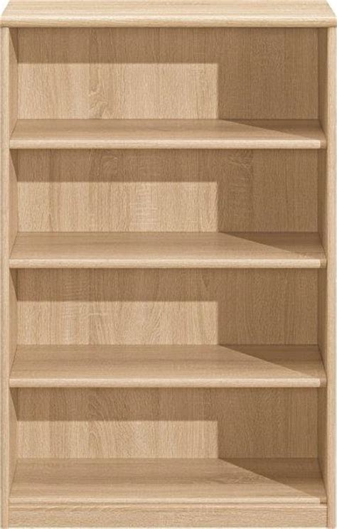 regal 110 cm breit regal soft plus holznachbildung b 252 cherregal b 252 roregal h 246 he