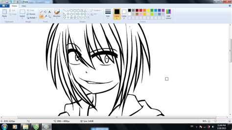 paint tool sai jeff the killer wip ms paint jeff the killer by kaguraria on deviantart