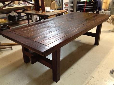 Handmade Kitchen Table Dining Table I Want Bay Area Custom Furniture From Reclaimed Wood Www Urbanminingcosf To