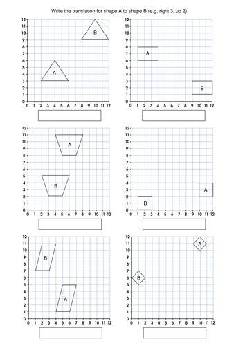 Translating To Math Worksheet by Ks2 Maths Translations By Mrajlong Teaching Resources Tes