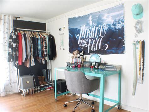 teen bedroom organizing ideas