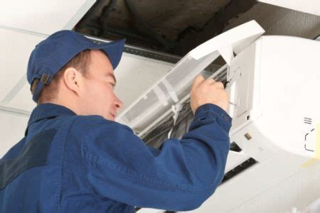 installing an air conditioner to a home with radiators