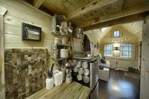 Small Mobile Home Interior Mobile Tiny Tack House Is Totally Constructed By And