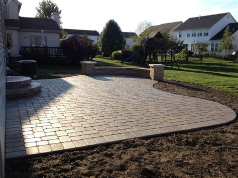 Small Paver Patio Designs by Patio Paver Ideas For Your Front Yard Home Design Studio