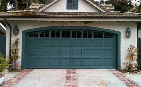 arched top garage door all county garage doors