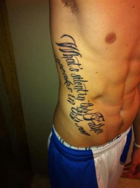 tattoo quotes ribs rib quote tattoo pictures at checkoutmyink com