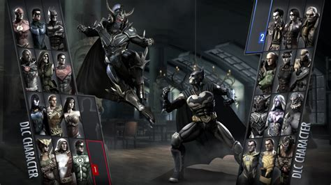 Injustice Second rumor second injustice dlc season pass leaked test your