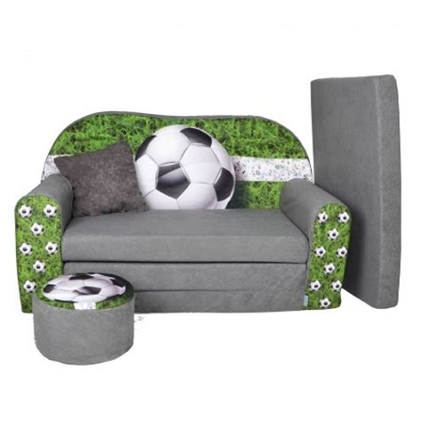 canape enfant pas cher d 233 coration et meuble football pour chambre d enfant