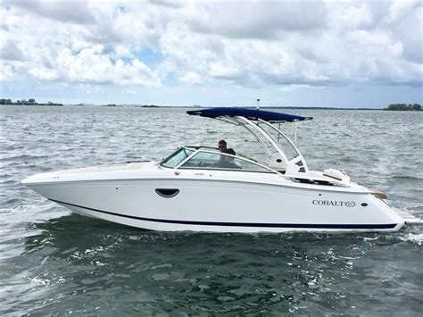 cobalt 2017 boats 2017 cobalt 26sd power boat for sale www yachtworld