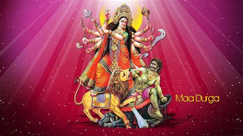 wallpapers for desktop maa durga god wallpaper images photos pictures download