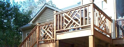 choose the right look for your outdoor railing
