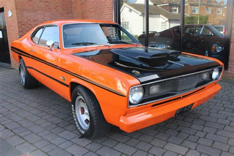 plymouth duster 360 1972 plymouth duster 360
