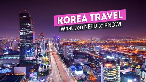 korea travel   timers