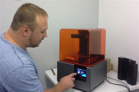 Printer Foto 3d as industry leaders falter formlabs and others push new 3d printers xconomy
