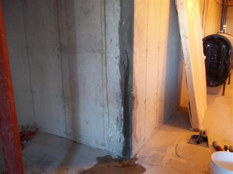 leaky basement wall leaky basement waterproofing specialists in ct