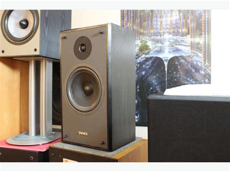 tannoy c 8 bookshelf speakers central ottawa inside
