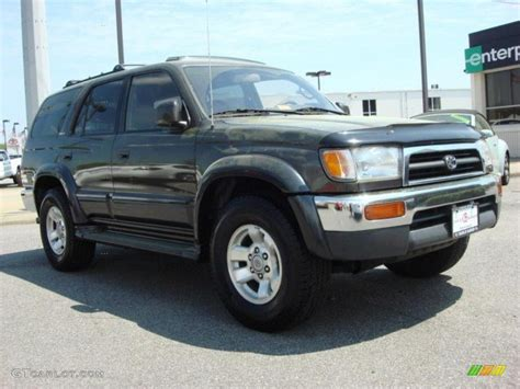 1998 Toyota 4runner Limited Specs 1998 Anthracite Metallic Toyota 4runner Limited 47965682
