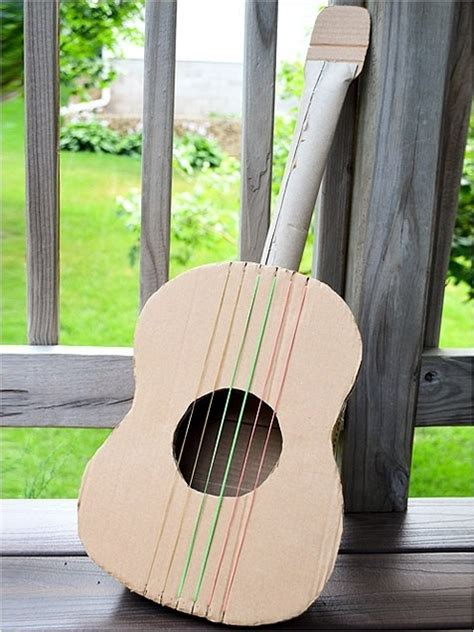 How To Make A Handmade Guitar - guitar pictures photos and images for