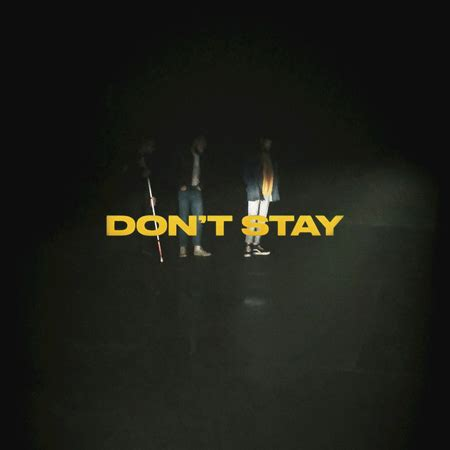 Dont Stay Flickr by X Ambassadors Quot Don T Stay Estreno Vero Merol