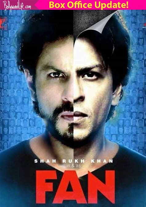 film fan fan box office collection shah rukh khan s film fails to