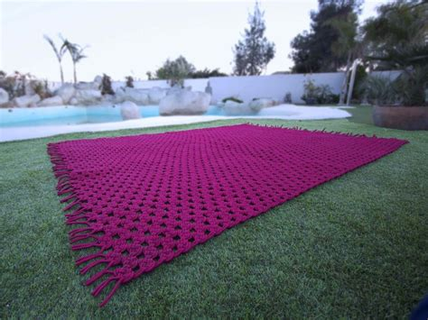 luxury outdoor rugs polyester outdoor rugs crochet by s 233 r 233 nit 233 luxury monaco