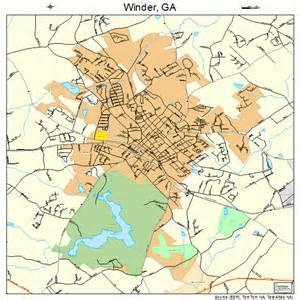winder map 1383420
