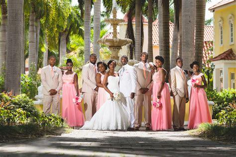 Jamaican Wedding Attire by Heavenly Destination Wedding In Jamaica Wendy Victor