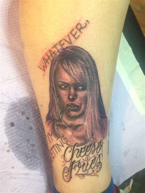 tattoo meaning girl mean girls rainbow brite and more tattoos by joaquin
