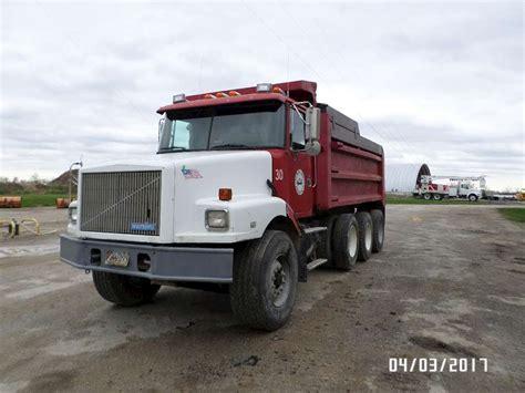 volvo wg dump truck  sale sioux falls sd vv mylittlesalesmancom