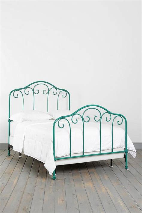 urban outfitters bed frame plum bow callin iron bed i urban outfitters