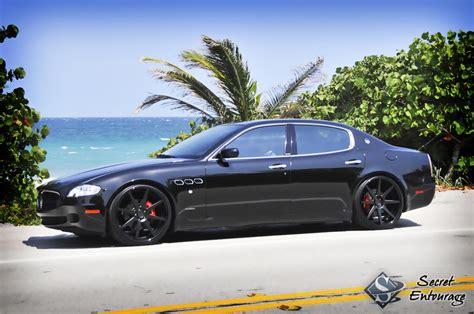 Maserati On 24s by Project Maserati Quattroporte Quot Mafia Quot Phase 3