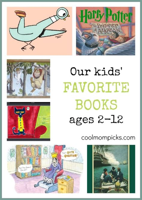 children of our age books our children s favorite books for ages 2 12 lots of ideas