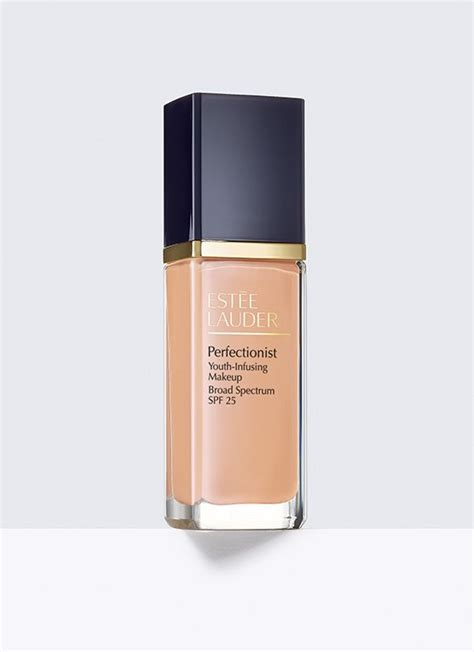 Review Estee Lauder Spray On Free Sunscreen by Estee Lauder Perfectionist Youth Infusing Makeup Spf 25
