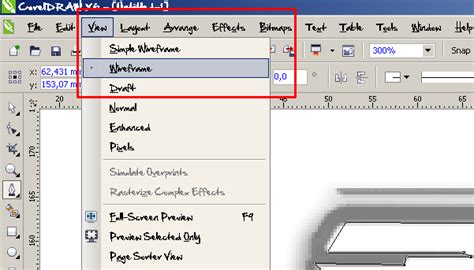 corel draw x6 jadi mode viewer cara menggambar di corel draw x6 share everything