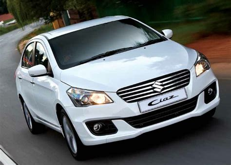 Suzuki Price South Africa Suzuki Ciaz Front Quarter South Africa Indian Autos