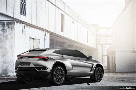 Lamborghini Urus Production Spec Lamborghini Urus May Debut At Shanghai