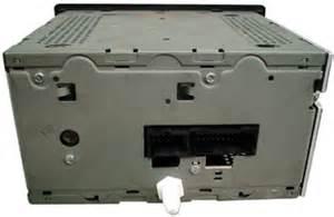 2003 2005 gmc yukon factory am fm stereo radio cd player r 851 24
