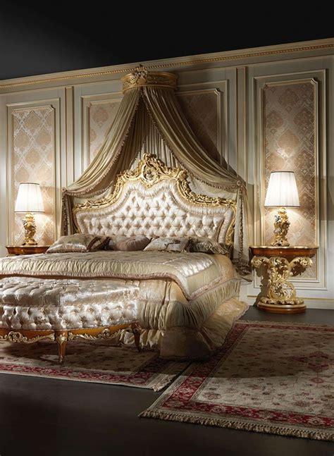 Elegant Canopy Bedroom Sets
