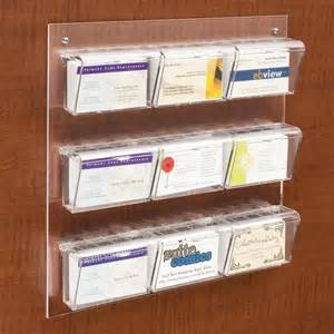 business cards holders display exterior business card holder fits up to 540 cards