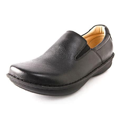 alegria shoes alegria s oz black tumbled leather alegria shoes