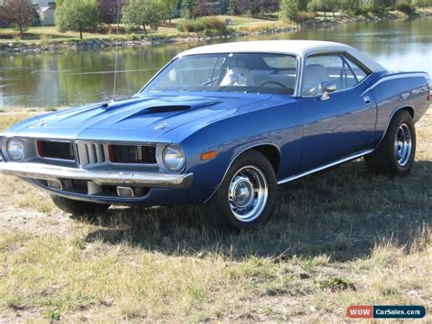 1974 plymouth cuda for sale 1974 plymouth barracuda for sale in canada