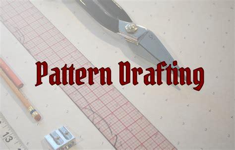 pattern drafter uk the closet historian pattern drafting aka magic