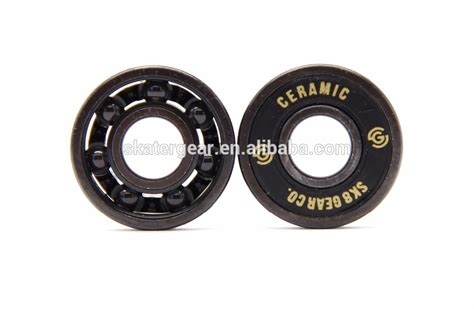 Zr02 Set skatergear conveyor longboard skate roller ceramic bearings buy conveyor skate roller bearing