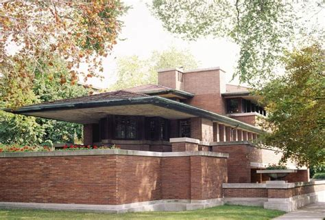 frank lloyd wright prairie style houses la nature d une architecture frank lloyd wright