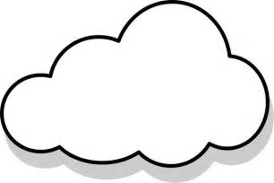 cloud template with lines nuage cloud free vector in open office drawing svg