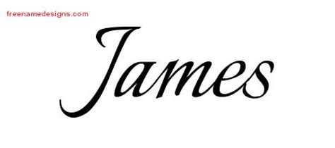 tattoo lettering james james archives page 4 of 4 free name designs