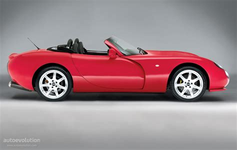 Tvr Convertible Tvr Tuscan S Convertible 2005 2006 Autoevolution